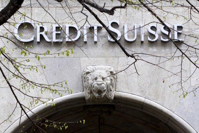 La banque Credit Suisse a secrètement et activement recruté des milliers de... (Photo: AP)