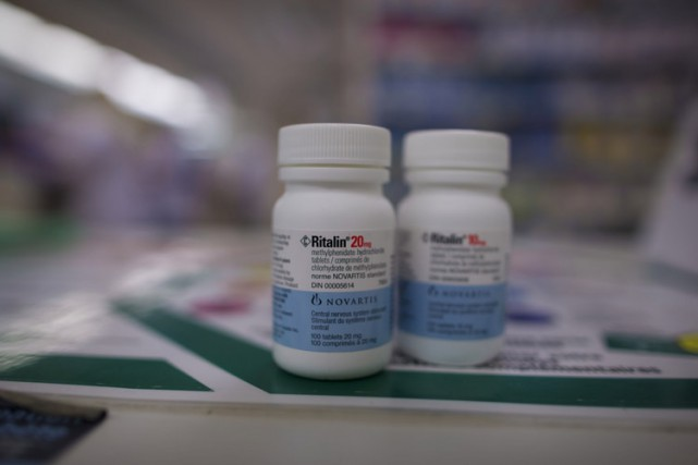 Certains dosages de Ritalin sont actuellement en rupture de stock, laissant... (Photo: André Pichette, La Presse)