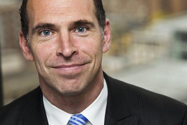 Sylvain Théberge, porte parole de l'autorité de marchés...