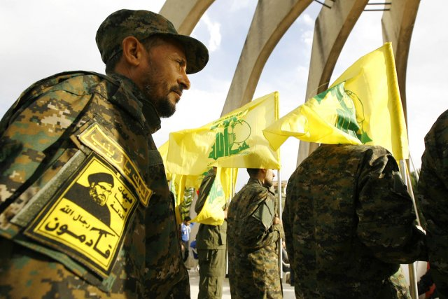 Le puissant mouvement armé avait dans un premier... (PHOTO MOHAMMED ZAATARI, AP)