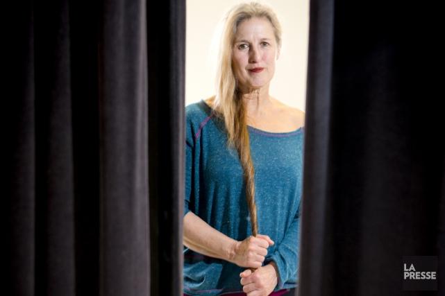 Margie Gillis danse professionnellement et en solo depuis... (Photo Alain Roberge, La Presse)