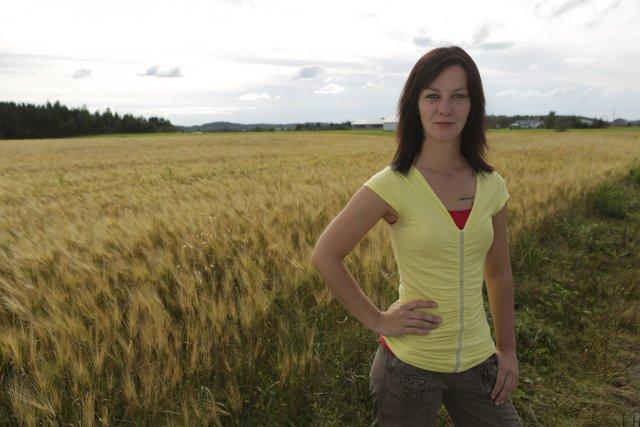 Cette année, Julie, 24 ans, de Saint-Ambroise, au... (Photo fournie par V)