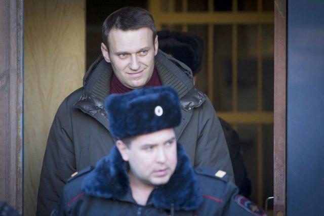Considéré comme l'opposant numéro un à Vladimir Poutine,... (PHOTO ALEXANDER ZEMLIANICHENKO, AP)