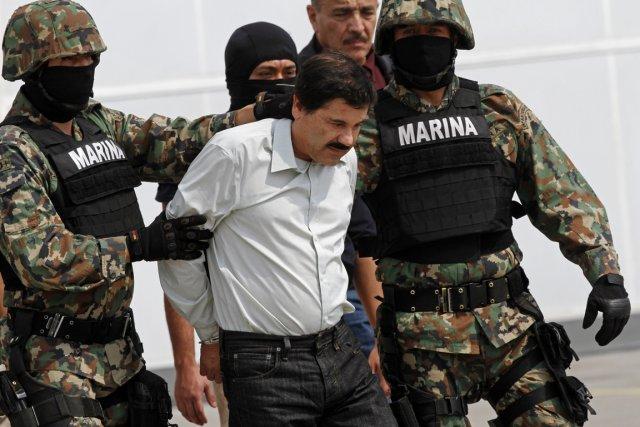 L'arrestation du plus puissant baron de la drogue... (PHOTO MARCO UGARTE, AP)