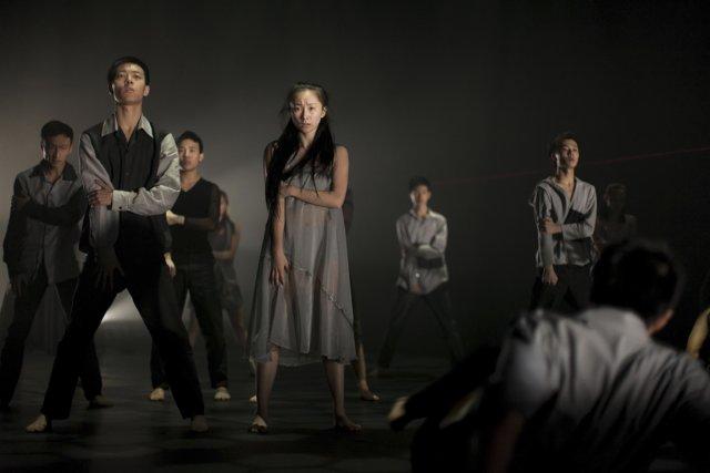 Le spectacle de danse Fault Lines revient sur... (Photo fournie par Leah Robertson)