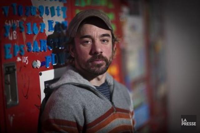 Dave St-Pierre... (Photo: André Pichette, archives La Presse)