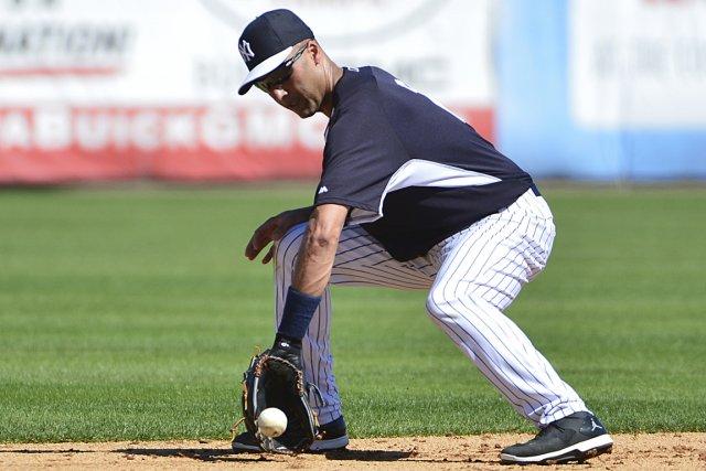 Derek Jeter... (Photo Tommy Gilligan, USA Today)