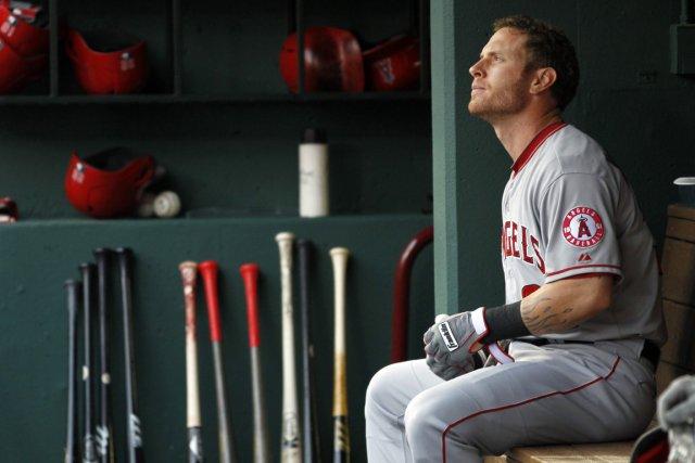 Josh Hamilton... (Photo Mike Stone, Reuters)