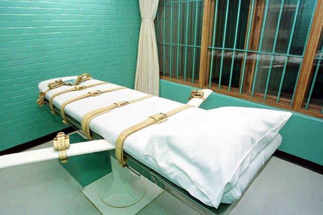 Deux prisonniers condamnés à la peine de mort en Oklahoma intentent une... (Photo: AFP)