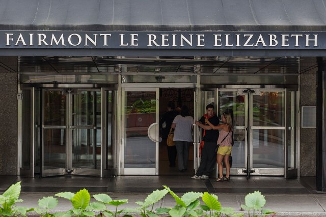 Le plus récent règlement est survenu ce matin... (Photo Édouard Plante-Fréchette, archives La Presse)