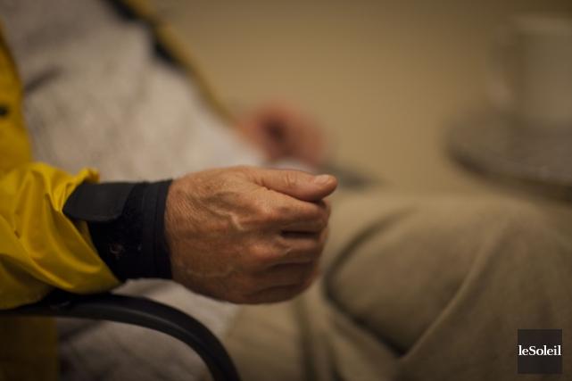 Le développement des ressources intermédiaires pour aînés se fait à la vitesse... (Photothèque Le Soleil, Patrice Laroche)