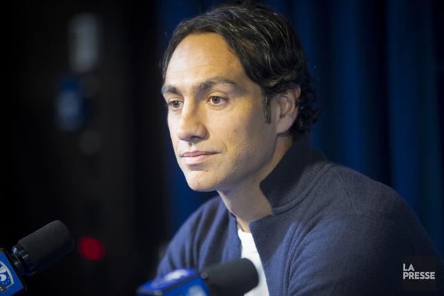 Alessandro Nesta aura notamment la mission de fournir... (Photo André Pichette, archives La Presse)