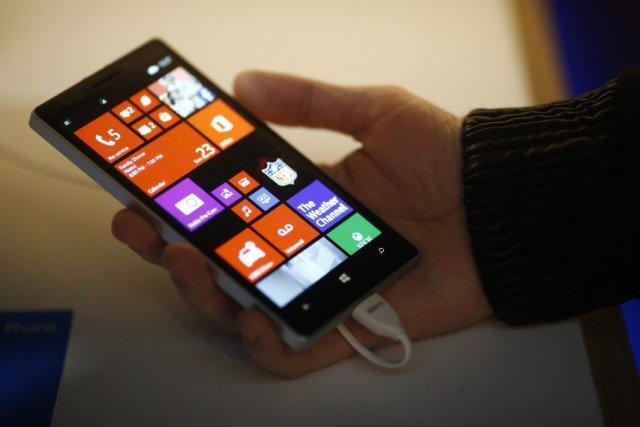 Motorola et Nokia, auparavant très implantés sur les... (Photo Simon Dawson, Bloomberg)