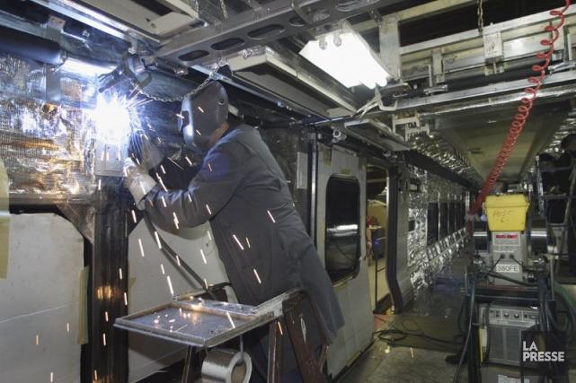 Bombardier, qui est implantée depuis 1995 en Afrique... (PHOTO ARCHIVES PC)