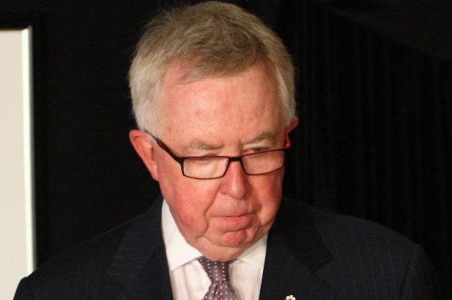 Joe Clark... (Photo archives La Presse Canadienne)