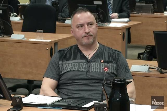 Bernard « Rambo » Gauthier.... (Photo La Presse)