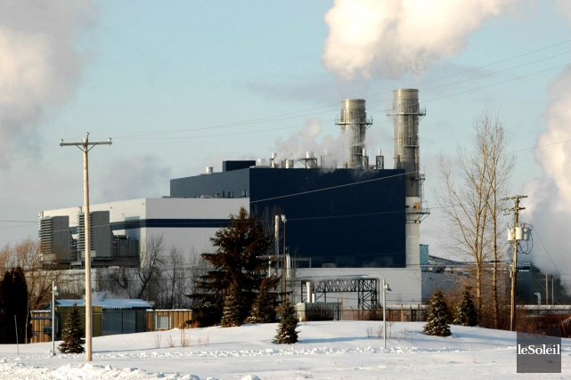 En vertu d'une récente entente avec TCE, Hydro-Québec... (Photothèque Le Soleil)