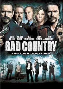 Bad Country affiche