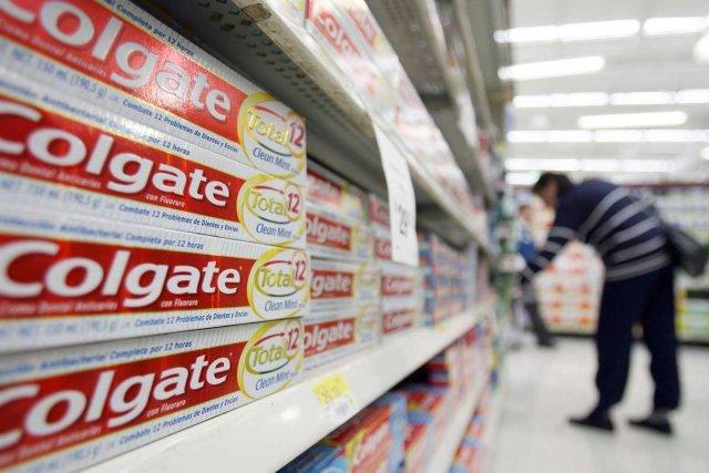 Colgate-Palmolive est réputée pour sa gamme de produits... (PHOTO SUSANA GONZALEZ, ARCHIVES BLOOMBERG)