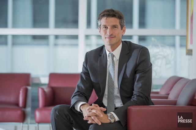 Charles Guay, président de la Financière Standard Life,... (Photo Édouard Plante-Fréchette, La Presse)