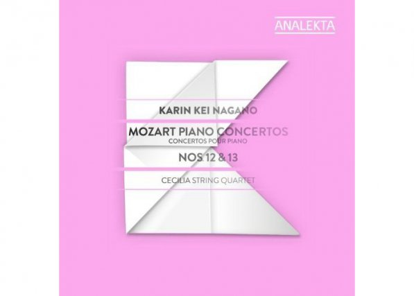 Papa Kent est chef d'orchestre. Maman Mari et Tante Momo sont pianistes. Karin...