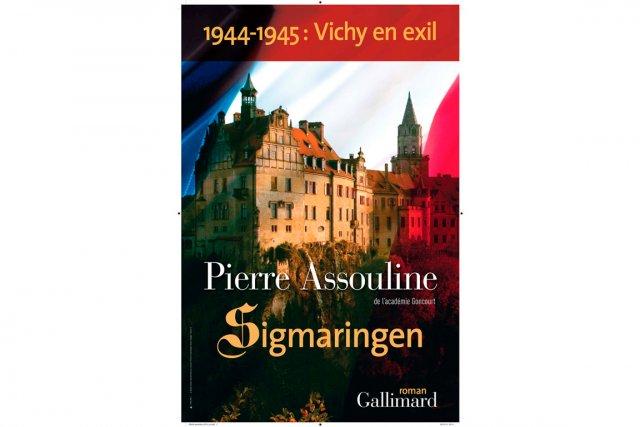 En fuite en 1944, les grands acteurs de la collaboration française avec...