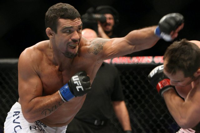 Vitor Belfort... (Photo archives PC)