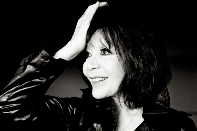 Juliette Gréco... (Photo: Richard Dumas, fournie par Universal)
