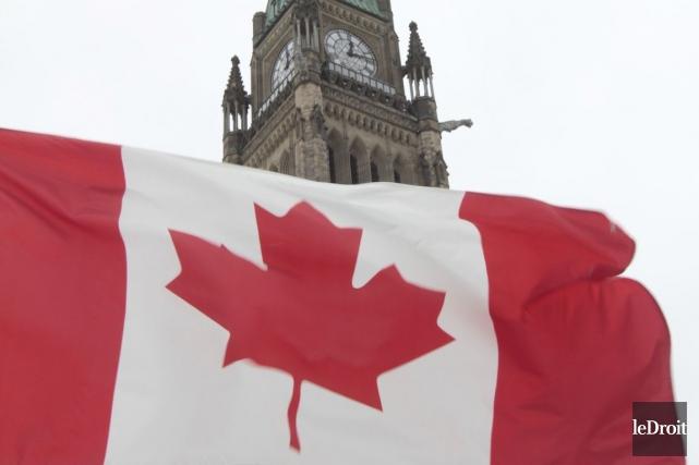 Le Canada se tire mieux d'affaire que bien d'autres économies avancées, mais il... (Photo Étienne Ranger, Archives LeDroit)