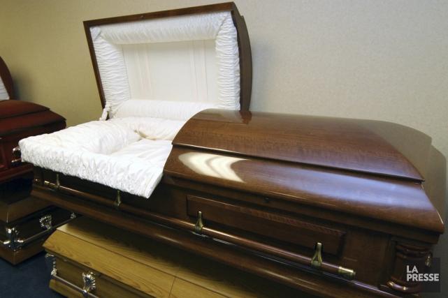 Un vieil homme de Lexington (Mississippi), déclaré mort, s'est réveillé jeudi... (Archives La Presse)