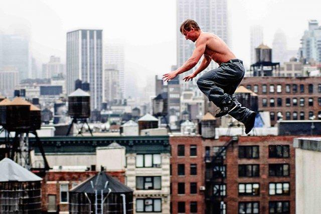 Keith Horan en action.... (Photo Archives Keith Horan)
