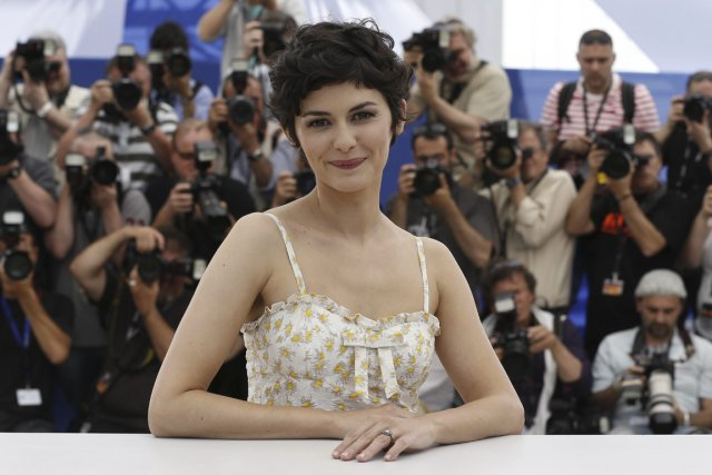 Audrey Tautou... (Photo Valery Hache, Agence France-Presse)