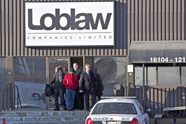 Les autorités n'ont pas précisé si le suspect... (Photo JASON FRANSON, La Presse Canadienne)