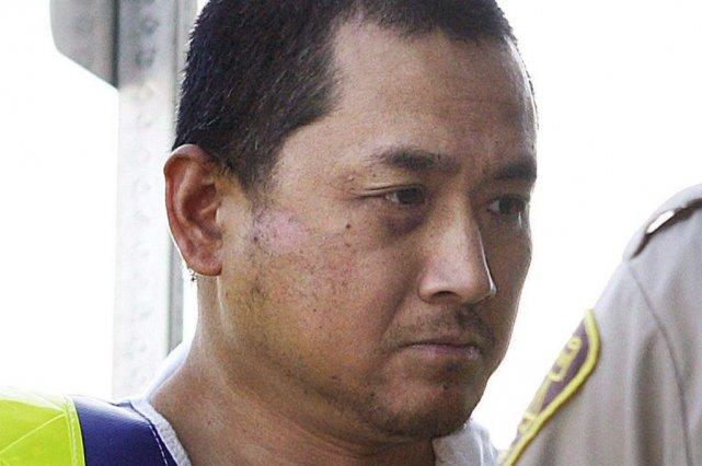 Li, âgé de 46 ans, a été reconnu... (Photo John Woods, La Presse Canadienne)