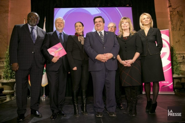 Avec la «guerre des drapeaux», Denis Coderre évoquait... (Photo David Boily, La Presse)
