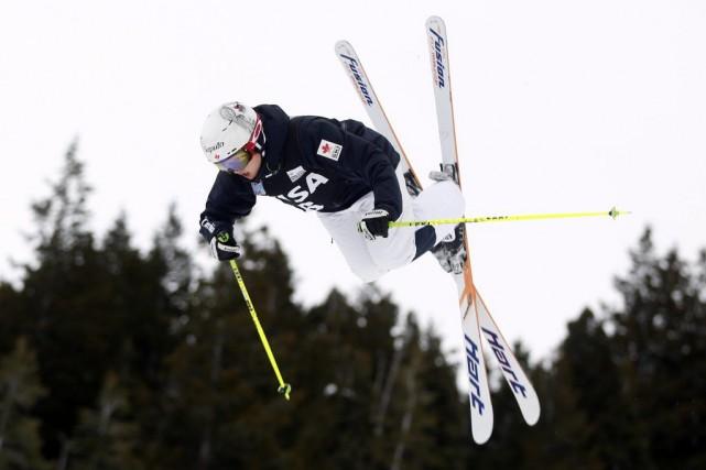 Justine Dufour-Lapointe a été la meilleure chez les... (PHOTO JIM URQUHART, ARCHIVES USA TODAY)