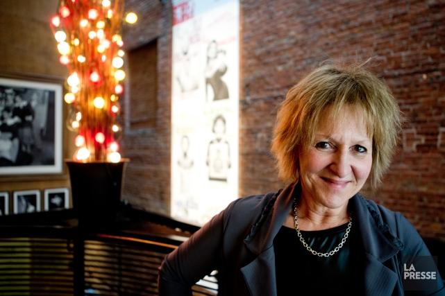 Lorraine Pintal... (Photo: Marco Campanozzi, archives La Presse)