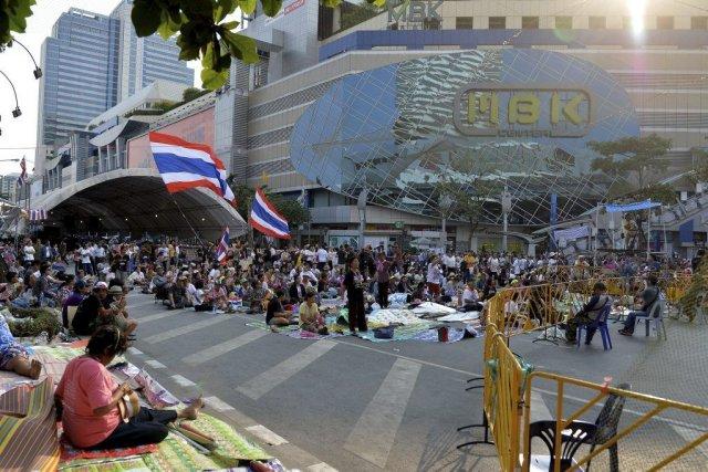 Si la pression de la rue se relâche,... (Photo Manjunath Kiran, AFP)