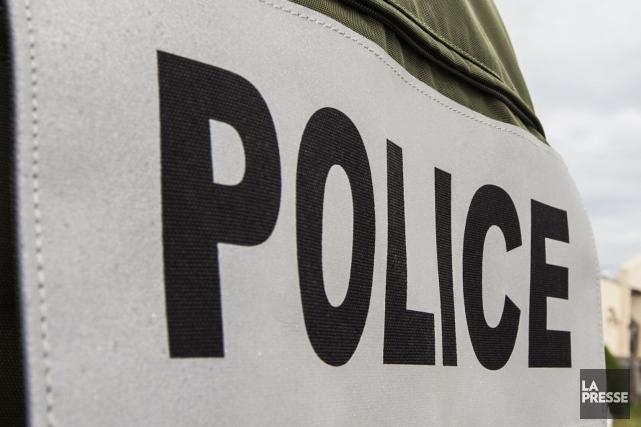 Une résidence a été la cible de coups de feu, samedi soir, à East Farnham, en... (PHOTO OLIVIER PONTBRIAND, ARCHIVES LA PRESSE)