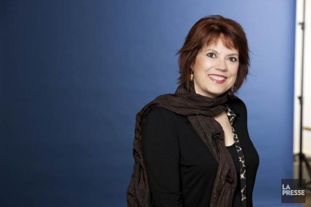 Hélène David, la nouvelle députée d'Outremont, pourrait être... (PHOTO UNIVERSITÉ DE MONTRÉAL)