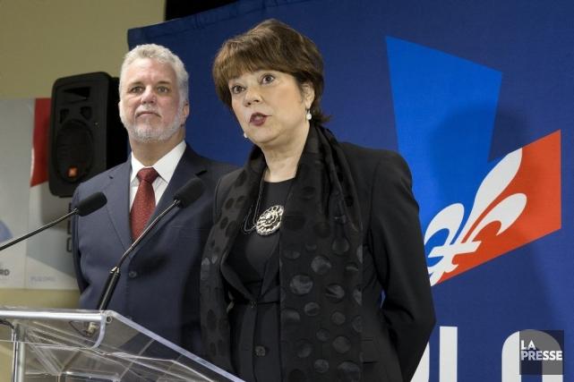 Hélène Davida été sous-ministre adjointe au ministère de... (PHOTO ROBERT SKINNER, LA PRESSE)