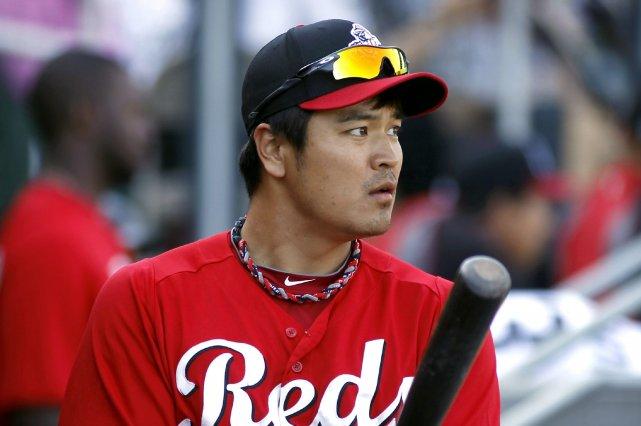 Shin-Soo Choo... (Photo RALPH D. FRESO, archives Reuters)