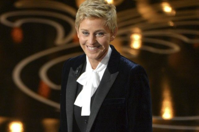 Ellen DeGeneres... (Photo: AP)