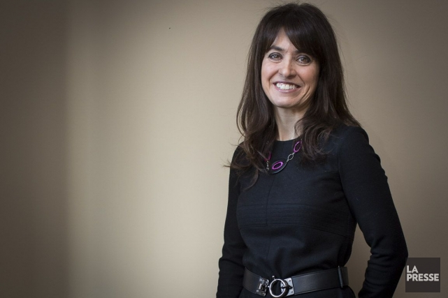 Lorsqu'une politicienne comme Véronique Hivon décide de regarder... (Photo Edouard Plante-Fréchette, arcives La Presse)