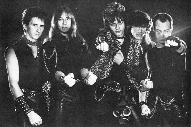 Le groupe de Magog D.D.T., fondé en 1979,...