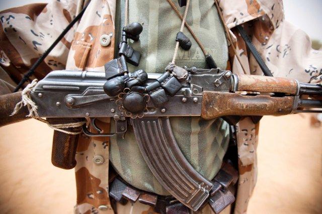 Les violences au Darfour ont fait au moins... (PHOTO ALBERT GONZALEZ FARRAN, ARCHIVES AFP/MINUAD)