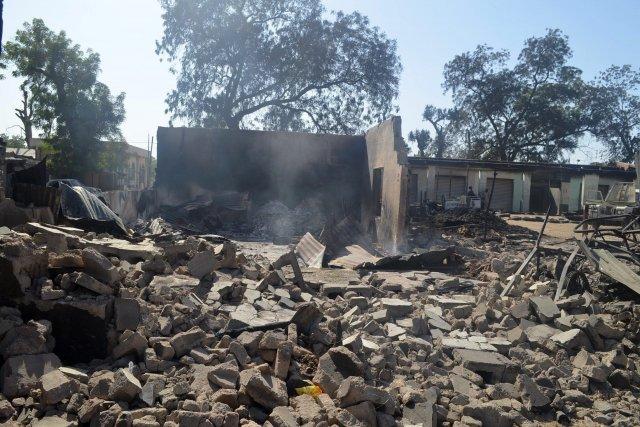 Le groupe armé Boko Haram mène une insurrection... (Photo Jossy Ola, AP)