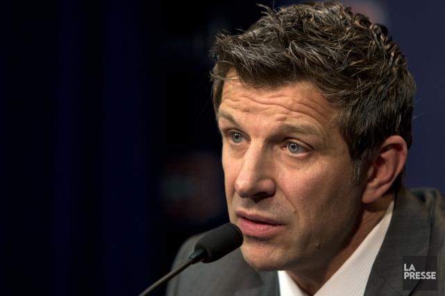 Le directeur général du Canadien, Marc Bergevin, aura... (Photo Robert Skinner, archives La Presse)