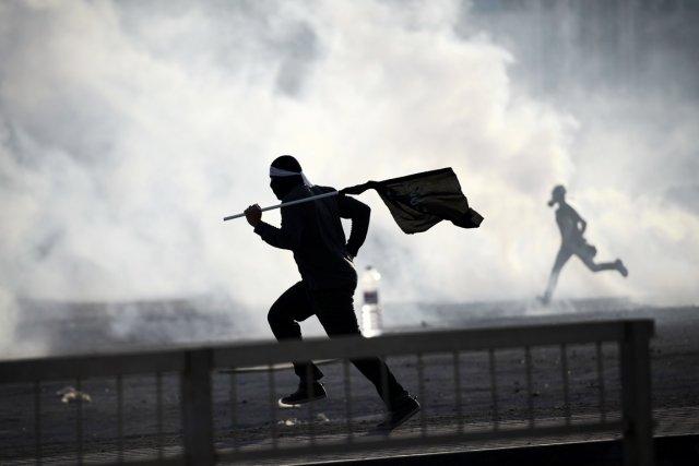 Le ministère bahreïni de l'Intérieur avait annoncé dans... (PHOTO MOHAMMED AL-SHAIKH, AFP)