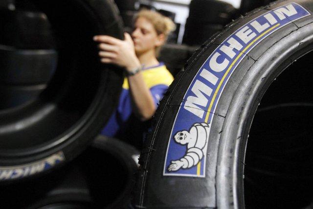 Présent au Canada depuis les années 1940, Michelin... (Photo REGIS DUVIGNAU, Reuters)